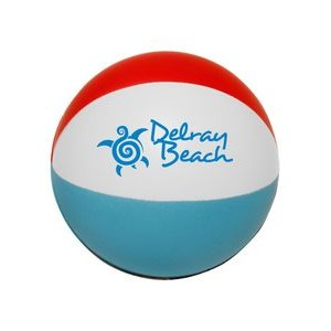 Beach Stress Reliever Ball