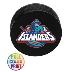 Hockey Puck Stress Ball - Full Color